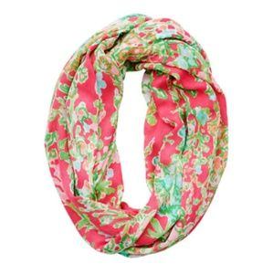 🌴 NEW Lilly Pylitzer Riley Infinity Scarf - NWOT